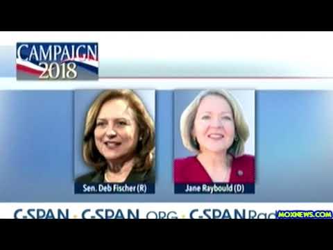 DEB FISCHER vs JANE RAYBOULD Nebraska U.S. Senate Debate