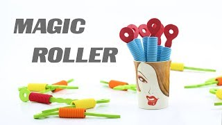 SAFSOF   Roller Hair curler magic