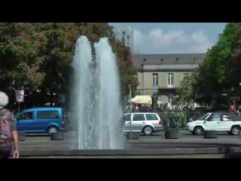 Imágenes del Centro Histórico de Bonn - Alemania