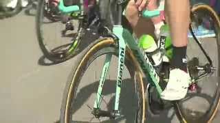 Bianchi and Team Belkin: OltreXR2 and Infinito CV