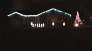 Christmas Lights Gone Wild — Jingle Bell Rock (2009)