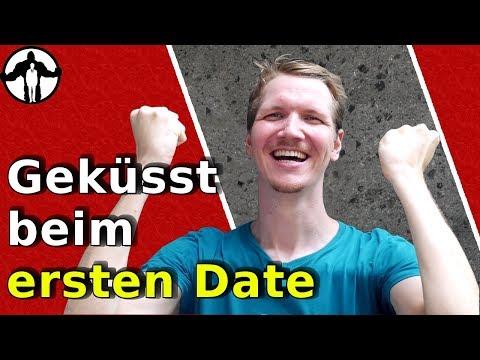 Beim ersten Date küssen - Tipps für das erste Date