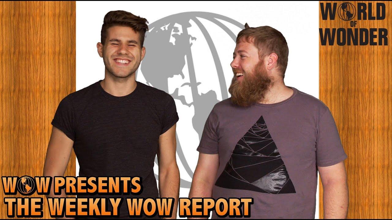 Download WOWPresents The Weekly WOW Report - La Toya Jackson, RuPaul's Drag Race, Hot Cartoons, & More!