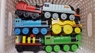 Thomas trains for kids box full of toys trains THOMAS AND FRIENDS