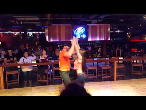 Midnight Rodeo Dance Contest Finals: couple #4