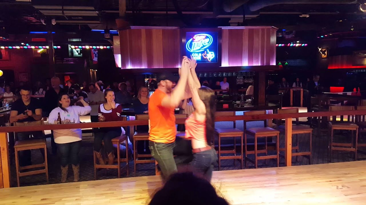 Midnight Rodeo Dance Contest Finals Couple 4 Youtube