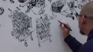 【キム・ジョンギ×内藤泰弘 スペシャルトークショー】 日本の名だたる漫画家たちからリスペクトされ、世界各国から注目を集めている韓国の...