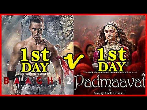 Baaghi 2 Movie Box Office Collection: Padmavati Box Office Collection Day 1- HUNGAMA