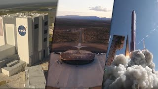 Vulcan Wins and Virgin Galactic has a new home | SPACE NEWS