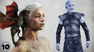 Top 10 Game Of Thrones Shocking Facts