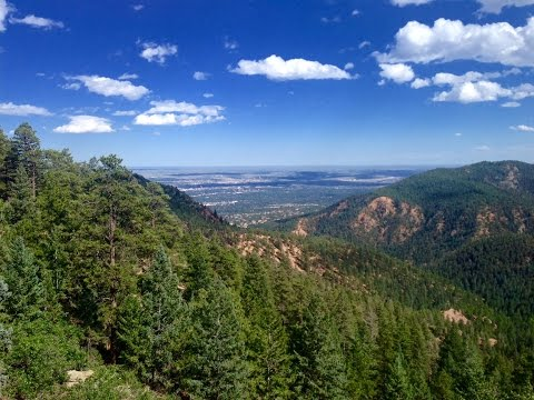 Section 16 Trailhead - Colorado Springs Hike