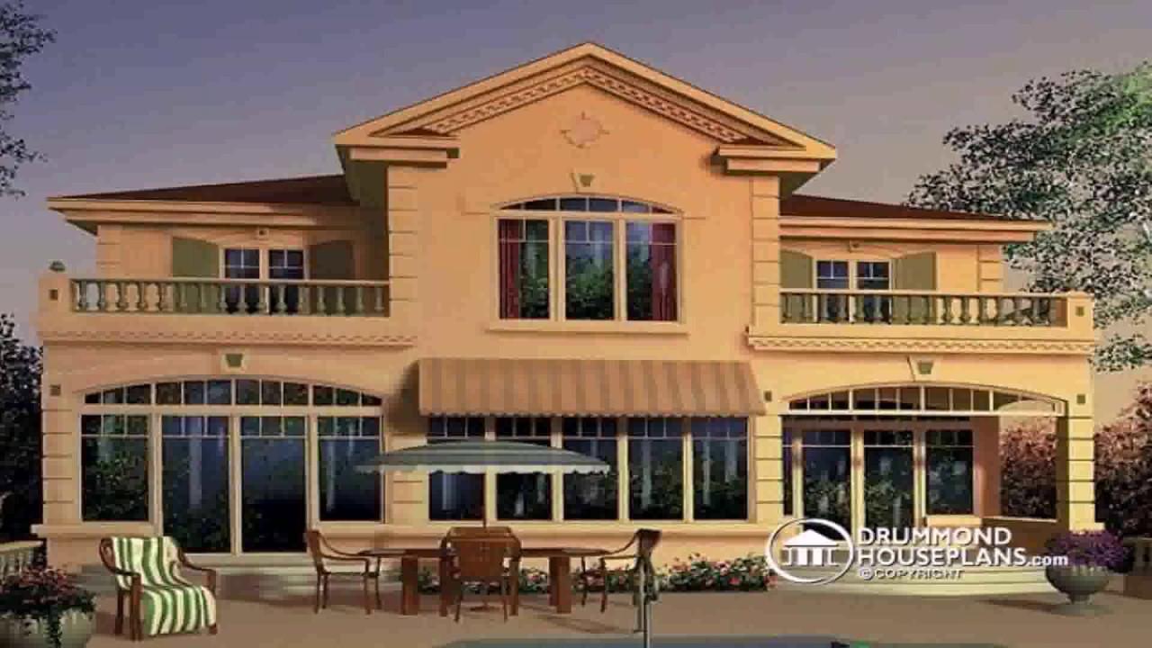 Hacienda style homes floor plans carpet review for Homeplans com reviews