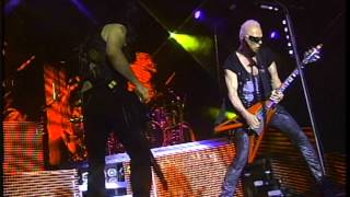 SCORPIONS Tease Me Please Me 2010