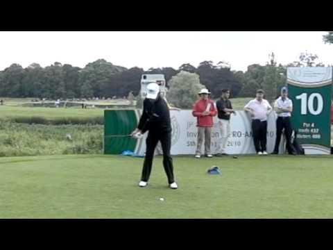 Golf Swing   Graeme McDowell Slow Motion