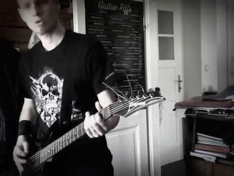 Alestorm - No Quarter (PPPranksterCZ's guitar cover)