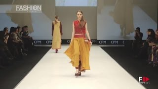 ART FUTURE DESIGN CPM Moscow Fall 2016 2017 by Fashion Channel