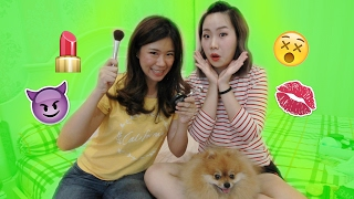 SISTER IN LAW GAVE ME A MAKEOVER | NAOMI GU