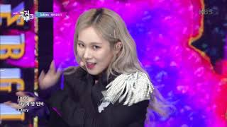 Gambar cover Adios - EVERGLOW(에버글로우) [뮤직뱅크 Music Bank] 20190920