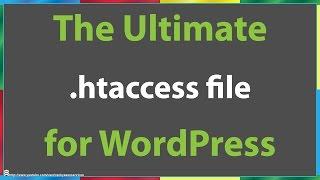 How to Fix .htaccess Wordpress