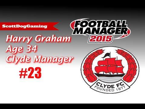 "Football Manager 2015 Career Mode ""442"" Ep 23 Harry Graham ScottDogGaming HD"