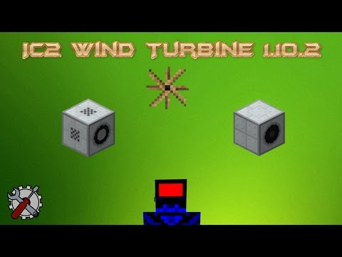 IC2 Wind Turbine Tutorial 1.10.2