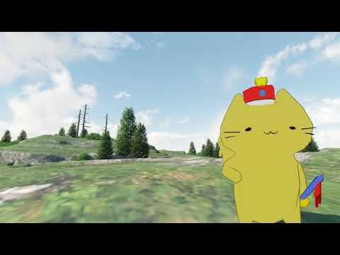 VRChat in a Nutshell (Cat Parade)