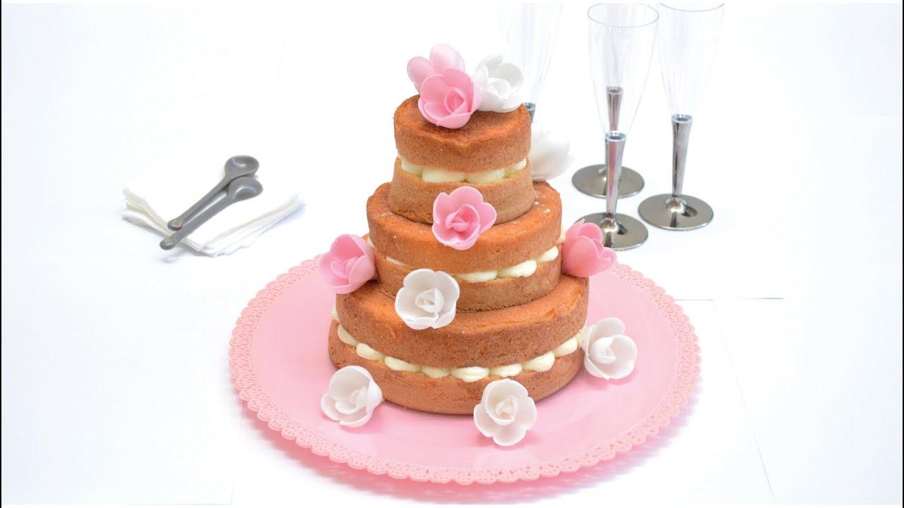 Comment faire un gateau de mariage facile