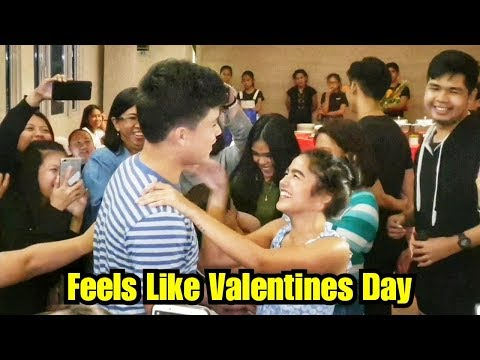 VLOG: Feels like Valentines Day with Andrea Brillantes and Kyle Echarri