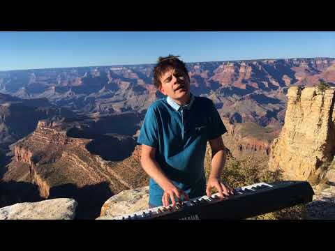 Tom Petty - Free Fallin' at the Grand Canyon - Will Martin cover