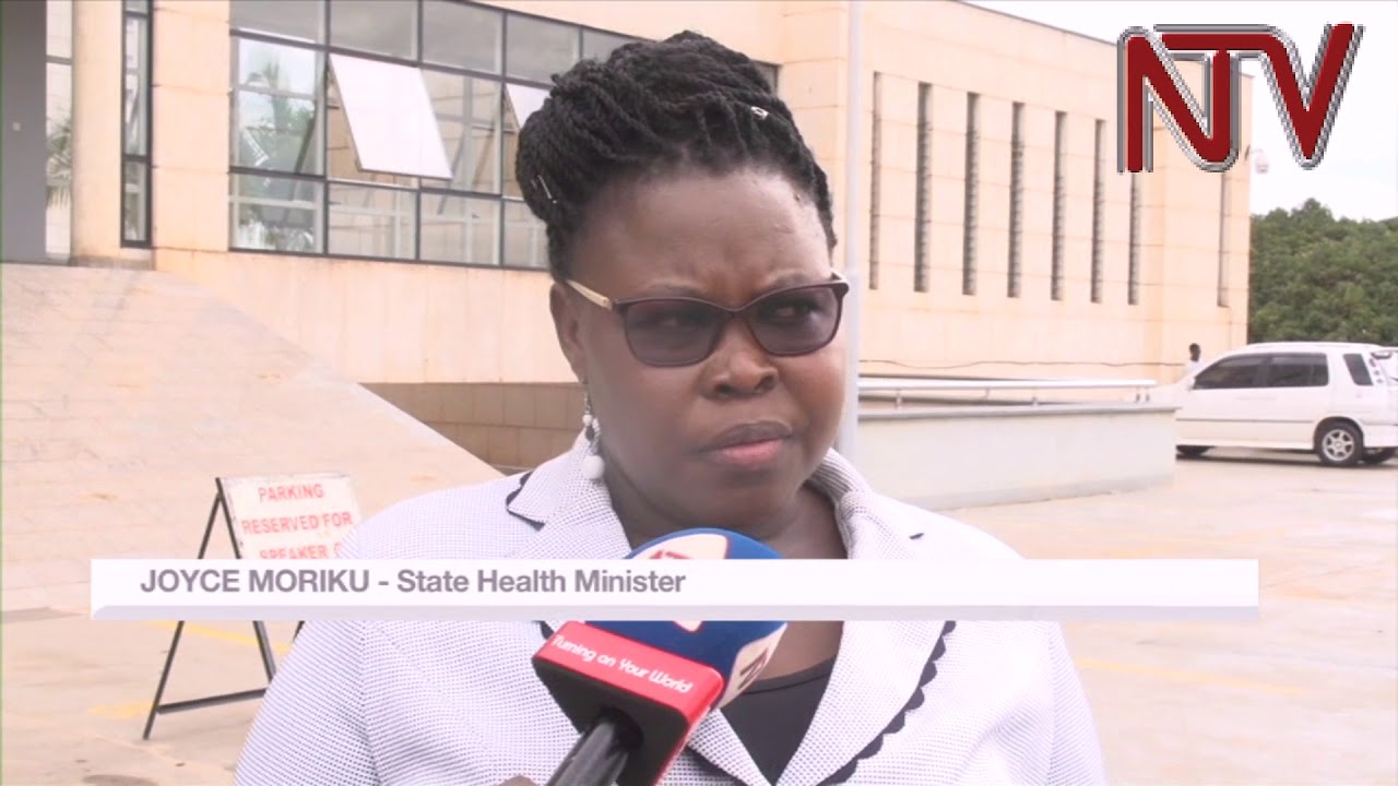 Junior health minister, Moriku back on her feet after treatment