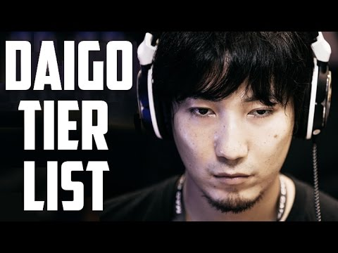 Umehara Tier List: Top 10 Daigo Characters