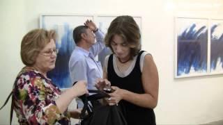 MojaRijeka.hr - Ivona Verbanac -  Izložba Deep Blue u Galeriji Palach