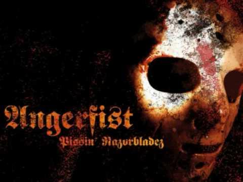 Angerfist - Pissin' Razorbladez HQ