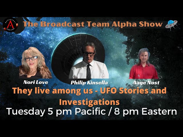 They live among us - UFO Stories & Investigations