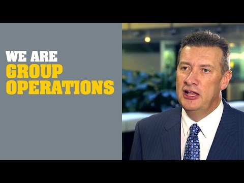 We are Group Operations