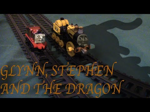 The tales of the NWRails S1 E5 Glynn, Stephen and the dragon