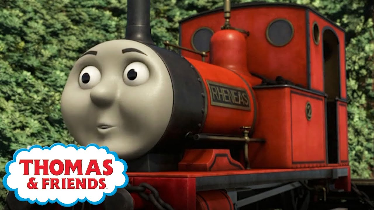 Thomas & Friends™ | The Christmas Tree Express | Thomas the Tank Engine | Kids Cartoon