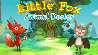 Gambar cover Little Fox Animal Doctor (Fox and Sheep GmbH) - Best App For Kids