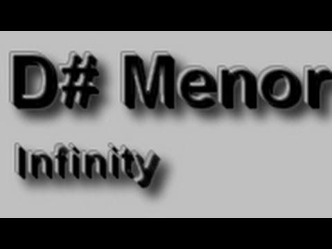 r# menor (infinity)