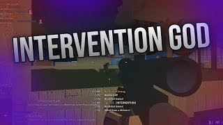 INTERVENTION IS GODLY!! - Phantom Forces (ROBLOX)