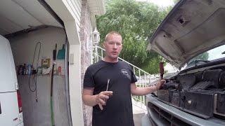 Ford Econoline Van 4.6L & 5.4L 2v Spark Plug Replacement Tips