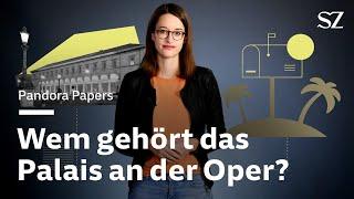 Pandora Papers: Russische Spur in die Maximilianstraße