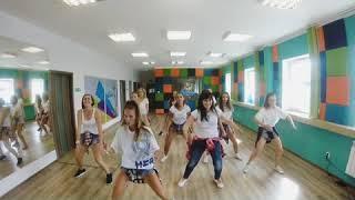 Sofia Reyes- 1,2,3(feat.Jason Derulo&De La Ghetto) Choreography by Sylwia Tokarska