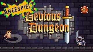 Angespielt - Devious Dungeon