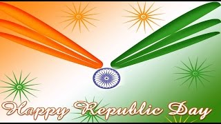 Happy Republic Day 26th January 2017 wishes, greetings, Unique, Latest Whatsapp Video, E-card 9