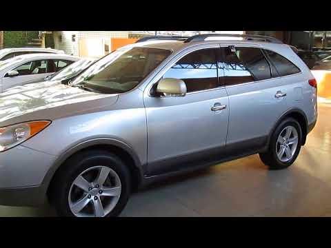 Hyundai Vera Cruz 3.8 GLS 4WD - 2011 - Auto Futura TV (VENDIDO)
