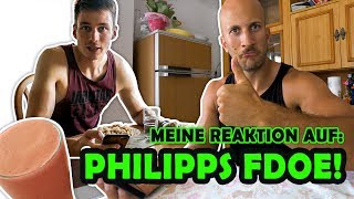 Meine Reaktion auf: Full Day of Eating von Philipp |  die Lauchchallenge