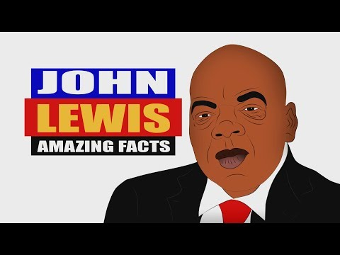 Black History Month Cartoons for Kids | John Lewis: Civil Rights Leader | Fun Facts for Students