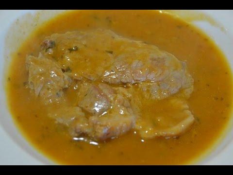 Recette cookeo c tes de porc sauce charcuti re youtube - Recette de noel au cookeo ...