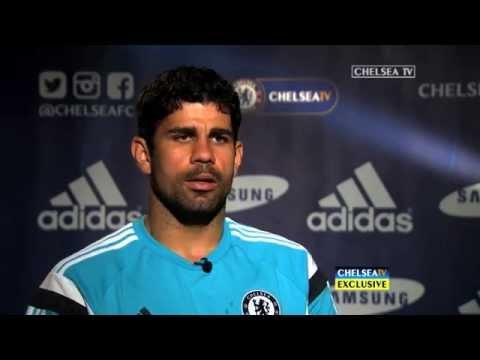 Diego Costa: Exclusive First Interview